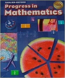progress in mathematics by sadlier oxford california