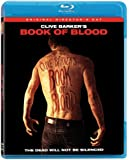 Book of Blood / The Midnight Meat Train (Clive Barker Programme Double) [Blu-ray]