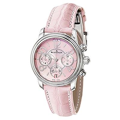Blancpain Women Flyback Chrono Women's Automatic Watch 3485F-1141-97B
