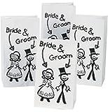 Fun Express Kids Wedding Treat Bags (1 Dozen)
