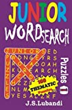 Junior Word Search Puzzles (Volume 1)