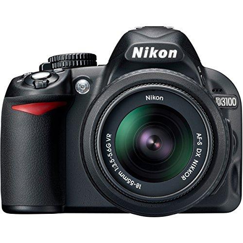 Camera, D3100 Kit, 14.3Mp,