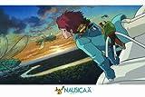 1000ピース ジグソーパズル 風の谷のナウシカ 夜明けの風 (50x75cm)