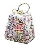 Flower Fairy Miniature Tin Handbag Columbine Fairy