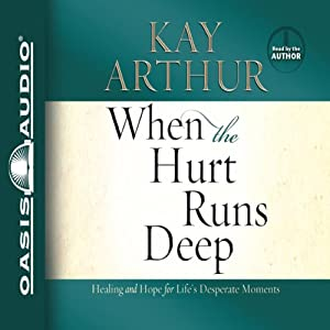 When the Hurt Runs Deep Audiobook