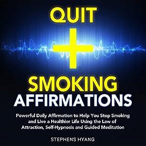 Quit Smoking Affirmations Speech