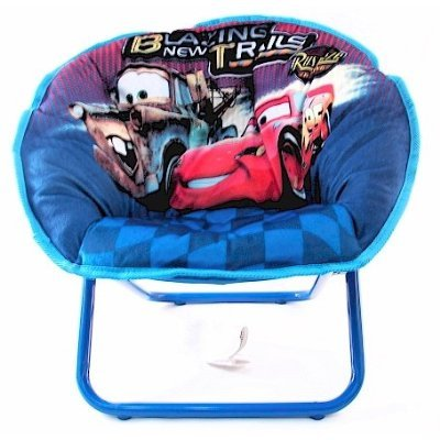 Kids Mini Saucer Chair Disney Pixar S Cars Chair