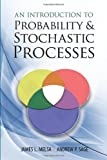 img - for An Introduction to Probability and Stochastic Processes (Dover Books on Mathematics) book / textbook / text book