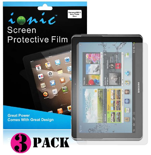 CrazyOnDigital Screen Protector Film Clear (Invisible)