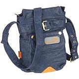 KangaROOS JEAN biota bag (set) B0175 Damen Umhängetaschen 21x27x6 cm (B x H x T)