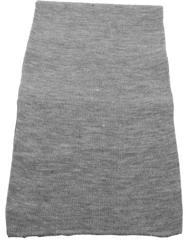 simplicity-unisex-winter-scarf-acrylic-long-neck-feels-like-wool-grey