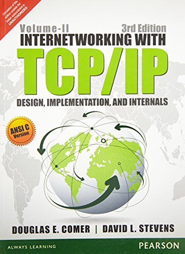 Internetworking with TCP/IP Vol. II: ANS