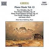 Piano Music, Vol. 13