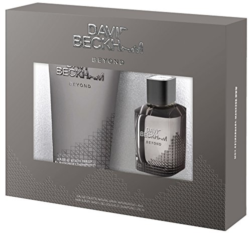 David & Victoria Beckham Beyond Confezione Regalo 40ml EDT + 200ml Bagnoschiuma