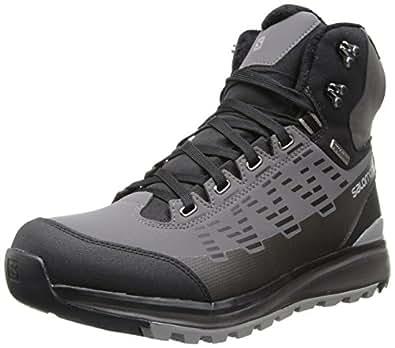 Salomon Men's Kaipo Mid CS WP Winter Boot | Amazon.com