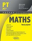 Maths PT/PT* Programme 2014