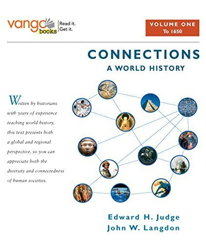 Connections: A World History, Vol. 1 by Edward H. Judge (2008-08-09) (Connections A World History Vol 1 compare prices)