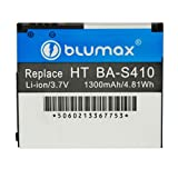 Blumax Li-Ion Battery for HTC BA-S410/Bravo Desire A8181/Dragon Droid Eris G5/Passion Zoom (3.7 V 1300 mAh)