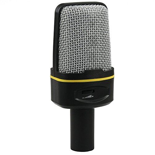 how to set up microphone to pc