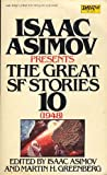 echange, troc Martin H. Greenberg - Isaac Asimov Presents Great Science Fiction 10