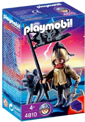Playmobil Soldier With Axe
