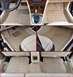 Chevrolet Cruze Floor Mats & Chevy Car Mats (2009-2014) Ultimate Custom Fit Full Surrounded Floor Liner (beige)