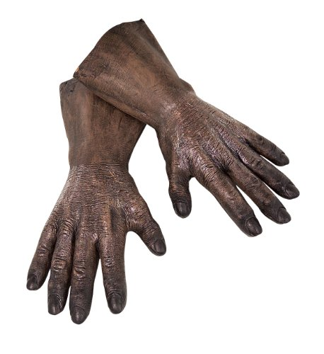 Rubie's Costume Men's Star Wars Adult Chewbacca Latex Hands