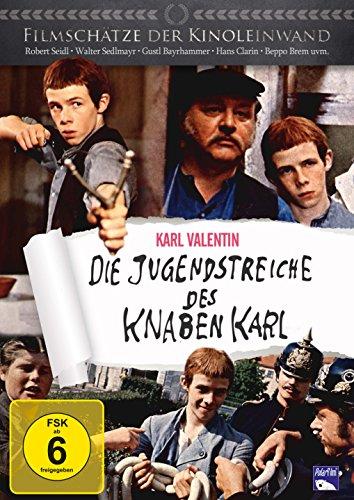 Die Jugendstreiche des Knaben Karl