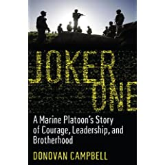 Joker One, a novel by Donovan Campbell