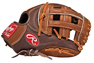 Rawlings Gold Glove Legend 11.5 Inch GGL56J Baseball Glove by Rawlings
