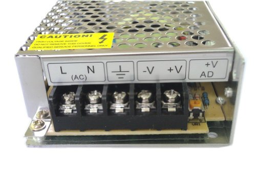 E-Goal 12V 5A 60W Dc Switch Power Supply Driver For Led Strip Light Display Whit E-Goal Robbin