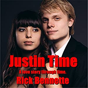 Justin Time Audiobook