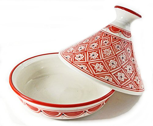 Le Souk Ceramique Nejma Design Serving Tagine