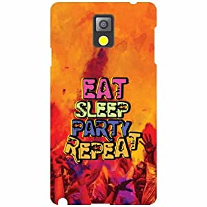Back Cover For Samsung Galaxy Note 3 N9000 -(Printland)