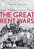 The Great Rent Wars: New York, 1917-1929