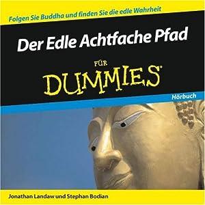 eBook Cover für  Der Edle Achtfache Pfad f xFC r Dummies H xF6 rbuch