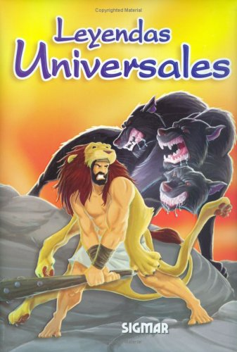 LEYENDAS UNIVERSALES (Leyendas/ Legends) (Spanish Edition)