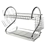 Better Chef DR-16 16-Inch Chrome Dish Rack