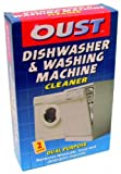 Oust Washing Machine and Dishwasher Cleaner 2x75g [Misc.]