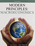 img - for Modern Principles of Macroeconomics & Economics Sapling Access Card (6 Month) book / textbook / text book