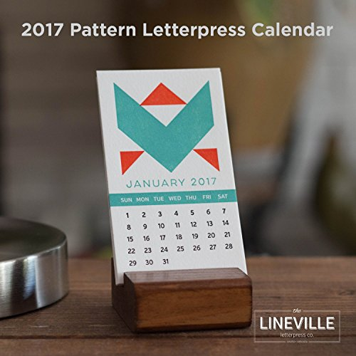 2017-letterpress-pattern-desk-calendar-with-wood-base