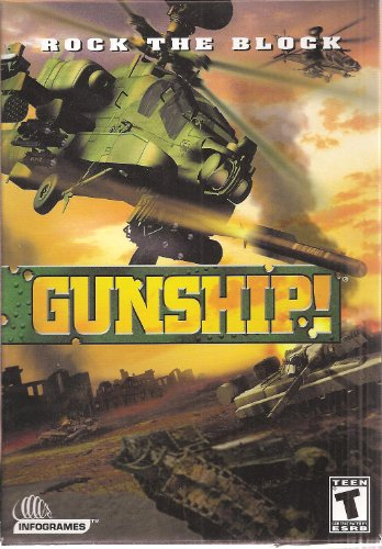 Gunship: Rock the Block PC CD-ROM Windows 95/98 PDF