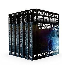 Yesterday's Gone: Season Five (Episodes 25-30)
