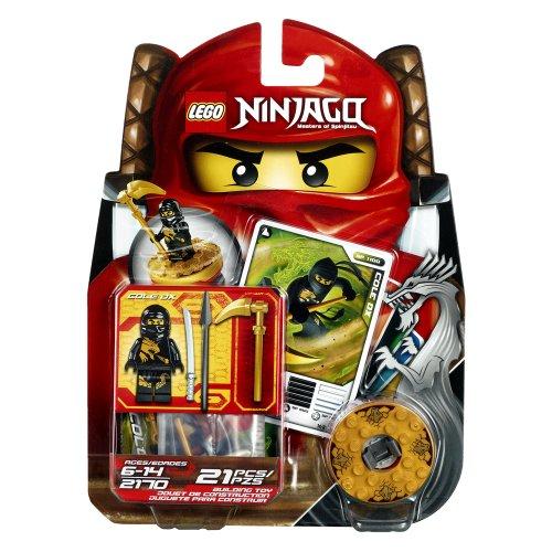 lego ninjago jay dx. LEGO Ninjago Cole DX 2170