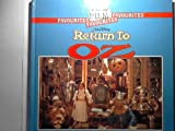 Return to Oz (0361069340) by JOAN D VINGE