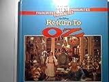 Return to Oz (0361069340) by JOAN D VINGE