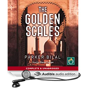 The Golden Scales: A Makana Mystery, Book 1 (Unabridged)