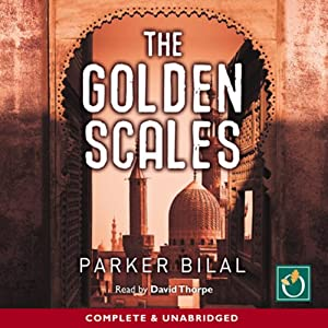 The Golden Scales: A Makana Mystery, Book 1 | [Parker Bilal]