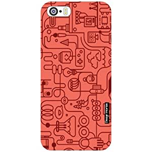 Design Worlds Apple iPhone 5S Back Cover Designer Case and Covers