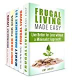 img - for Minimalist Box Set (5 in 1): Save Money, Spend Less and Enjoy Life on a Budget book / textbook / text book